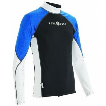 Aqualung ling sleeve rash guard