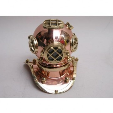 Dive helmet replica