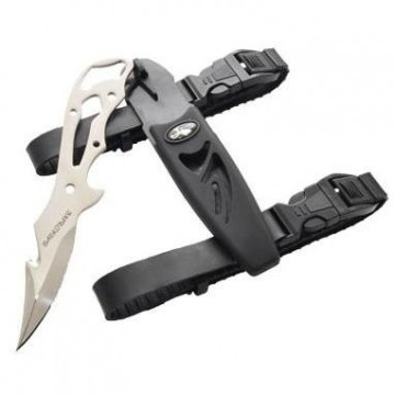 Saekodive 3010 stainless steel dive knife