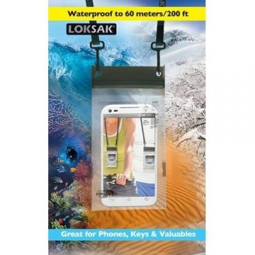 "aLOKSAK 3.9"" x 7"" (1 PK with lanyard)"