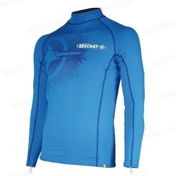Beuchat long sleeve rash guard men