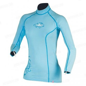 Beuchat long sleeve rash guard ladies