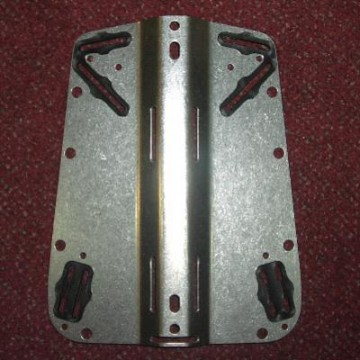 Tecna - fit stainless steel backplate