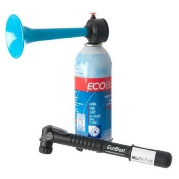 Ecoblast rechargeable signal air horn