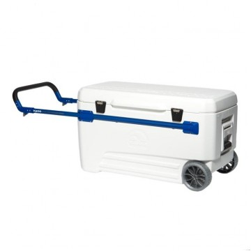 Igloo 110 quart marine ultra glide roller