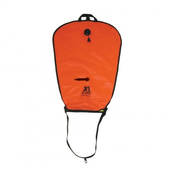XS Scuba deluxe lift bag - 50# / orange AC060 - OR