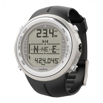 Suunto D9tx black elastomer