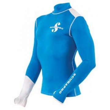 Scubapro long sleeve rash guard polyester man