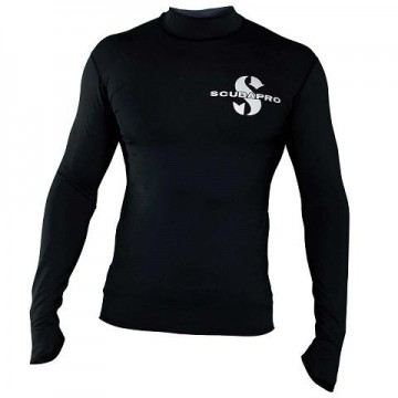 Scubapro long sleeve rash guard upf 50 swim