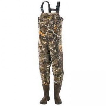 Xplore camoflouge neoprene bootfoot chest waders