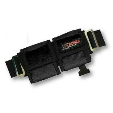 XS Scuba weight belt with pockets